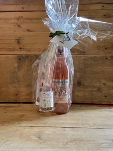 Gin Tastes Gift Set: Gin Kitchen mini, Fever-Tree tonic water, Mr. Filbert's Nuts