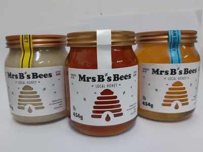 Mrs B's Honey