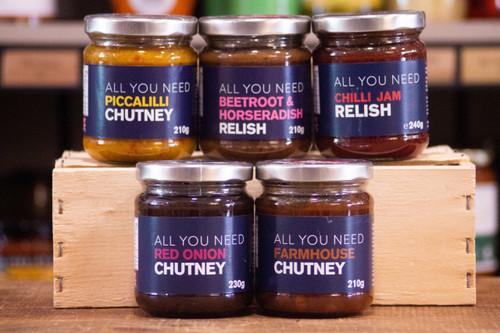 Chutneys - All You Need