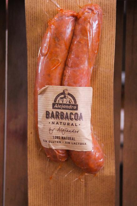Chorizo, cooking, Barbacoa