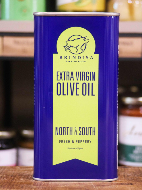 Brindisa Extra North South Virgin Olive Oil