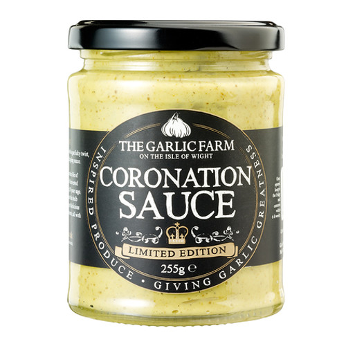 Coronation Sauce Isle of Wight