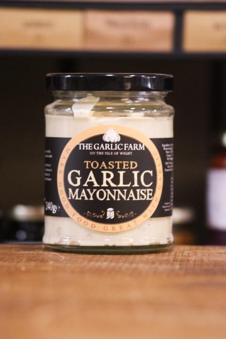 Garlic Mayo Isle of Wight