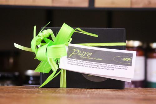 Pure Local Chocolate Truffles 6/12/18