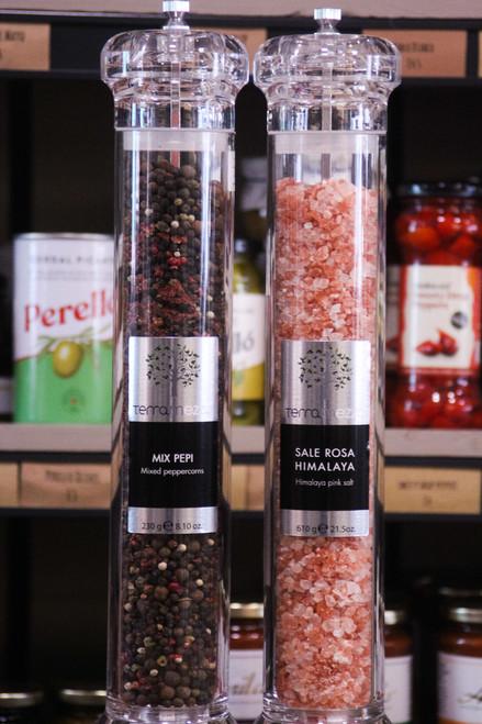 Seasoning Grinder - Salt, Chilli, Pepper