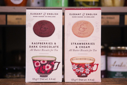 Elegant and English Biscuits