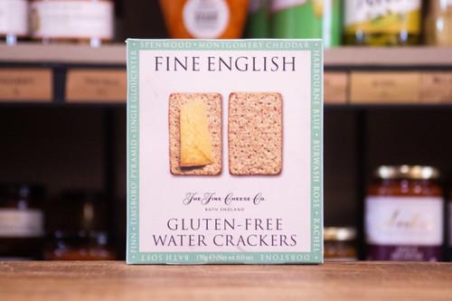 Gluten Free Water Savoury Snacks & Crackers & Crackers