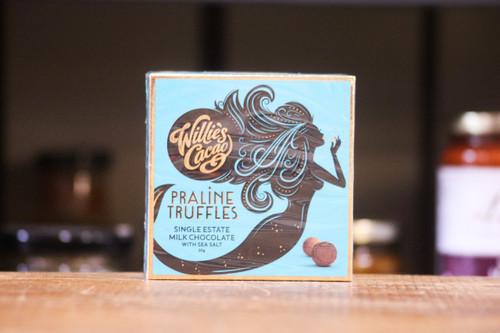 Willies Praline Truffles