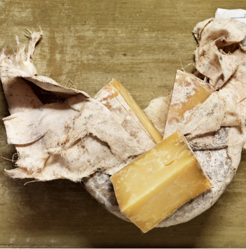 Keen's Extra Mature Cheddar  - The Fine Cheese Co.