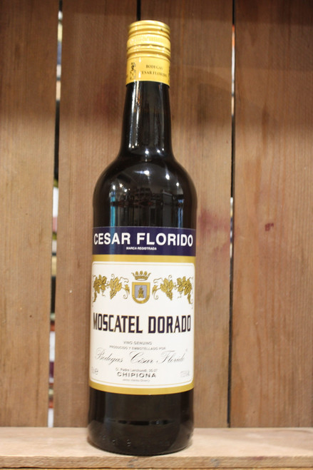 Moscatel Dorado Cesar Florido