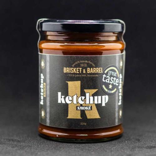 Brisket and Barrel Smokey Ketchup