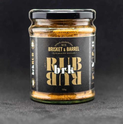 Brisket and Barrel Rub