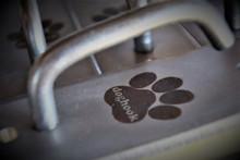Doghook Standard - Stainless with Masonry Hardware Kit