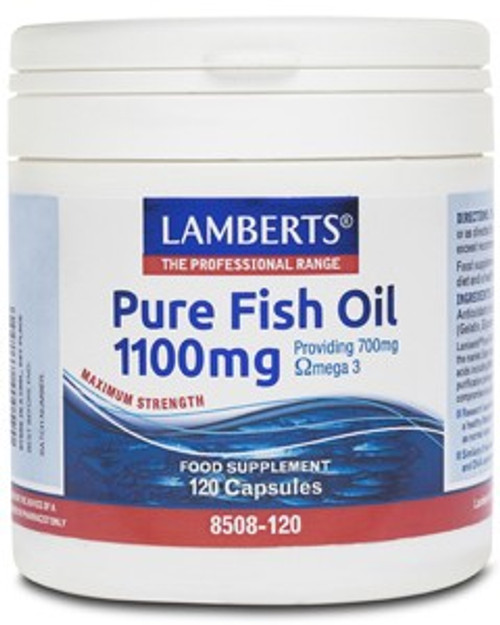 Fish Oil Omega 3 Tablets