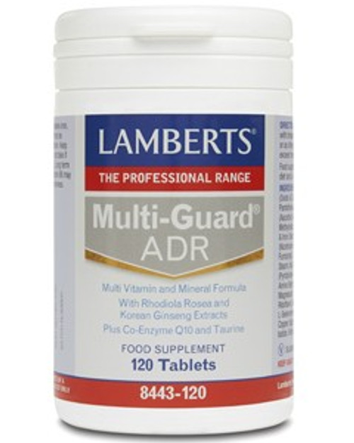 Multi Max ADR vitamin tablets