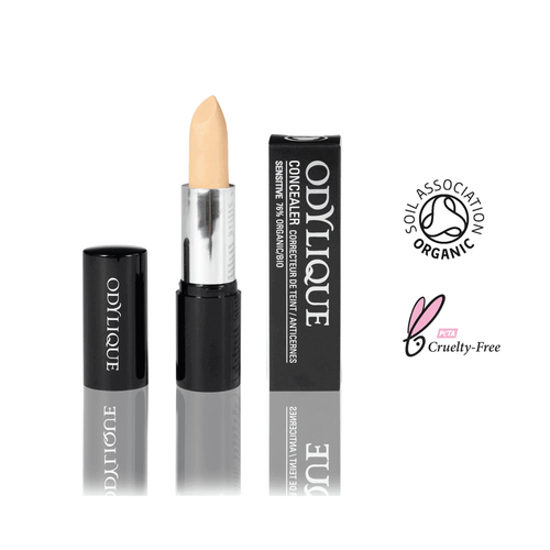 Organic Mineral Concealer Stick for Fair Skin Tones