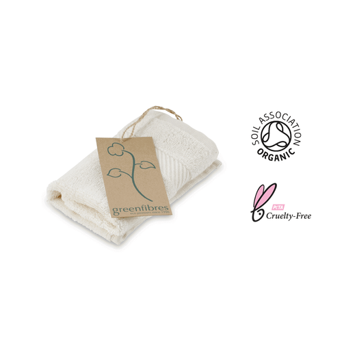 Organic Cotton Face Cloth