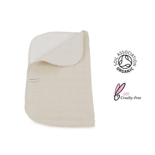 100% Organic Cotton Face Cloth