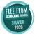 Free From Skincare Awards - Silver