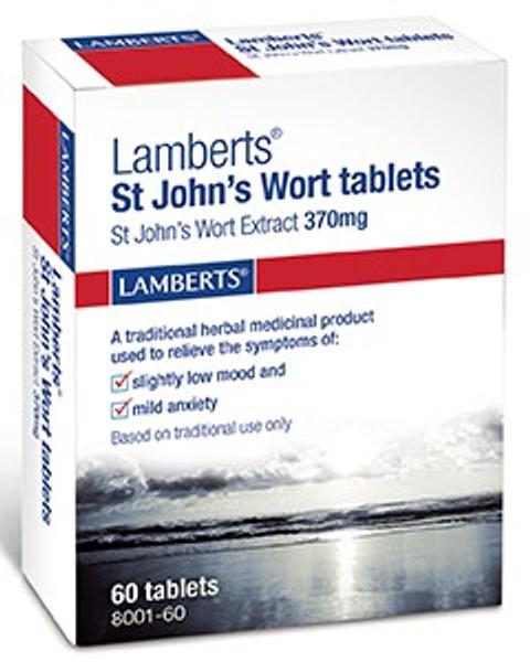 St Johns Wort tablets