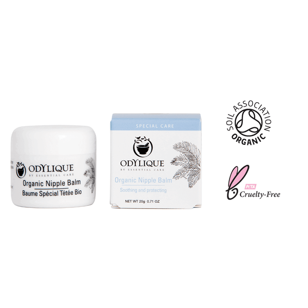 Organic Breastfeeding Cream