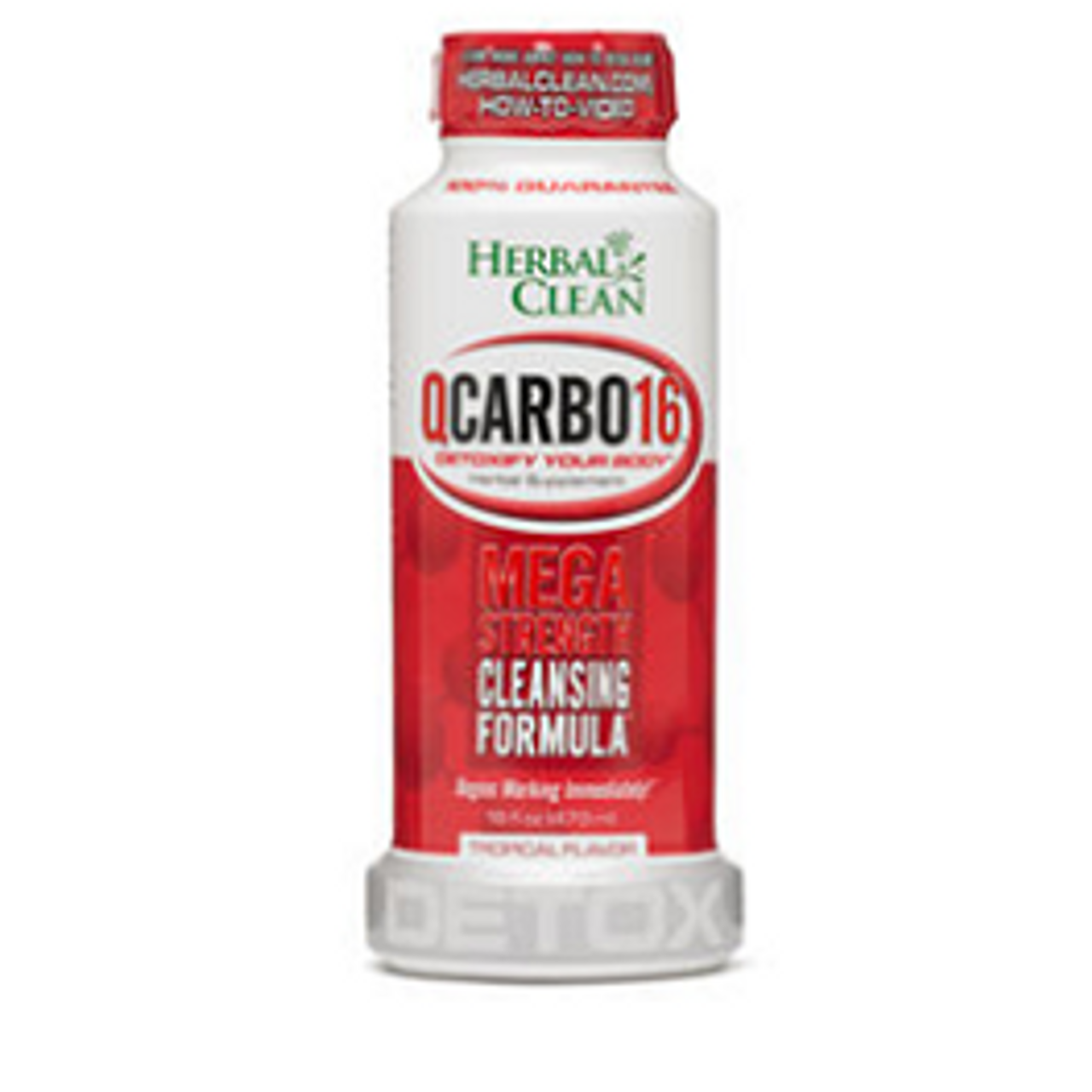 Qcarbo 16 Tropical Flavor 12ct.