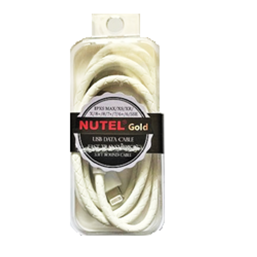 I-Phone Charger-Nutel Gold
