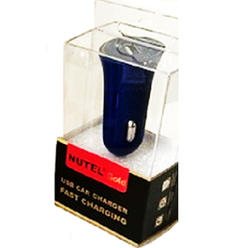 Nutel Gold Car Charger