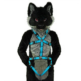 Standard Harness with Leg-Straps VER. 2 [2-colored]