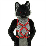 Full X-Chest Harness [2-colored]