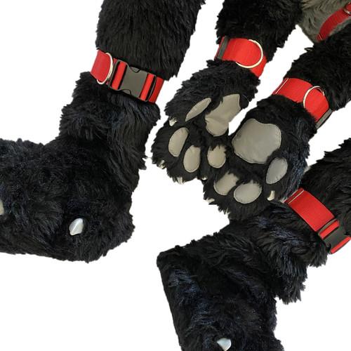 Cuffs 4-Set (Hands+Feet)