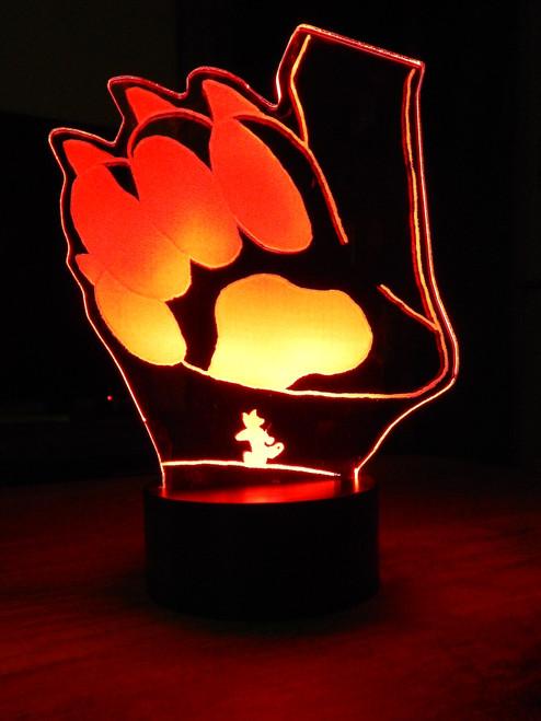 LED Lamp Selfshape Design