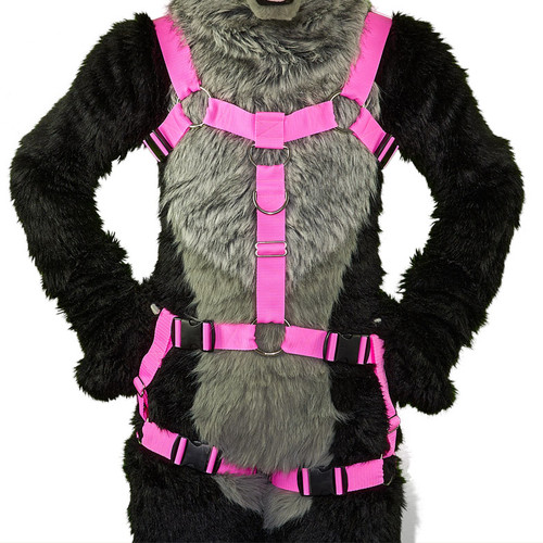 Reindeer Harness with Leg-Straps (Detachable)