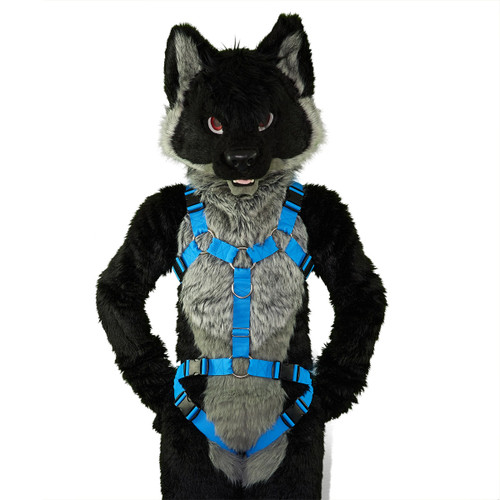 Y-Harness EXTENDED with Leg-Straps  VER. 2