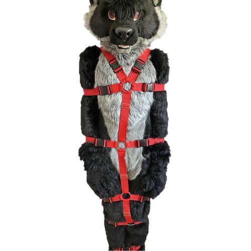 Full Body Tie-Up Harness (Standard Version)