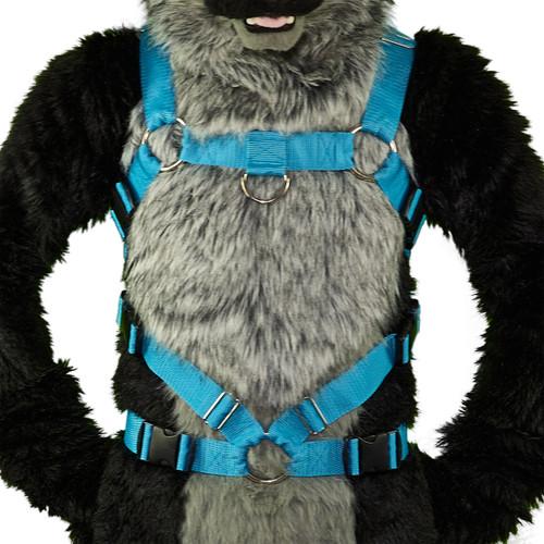 Full Bulldog Harness