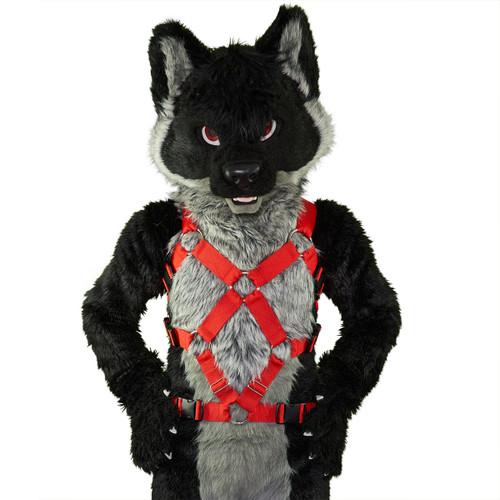 Full X-Chest Harness