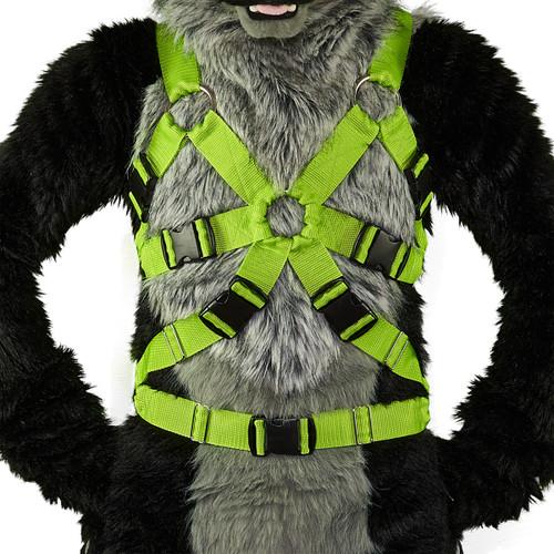Full TRI-Chest Harness