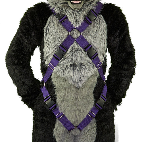 X-Harness with Crotch-Straps