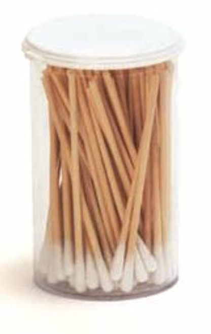 "Cotton Tip Applicators 3"", 100/Jar Non-Sterile"