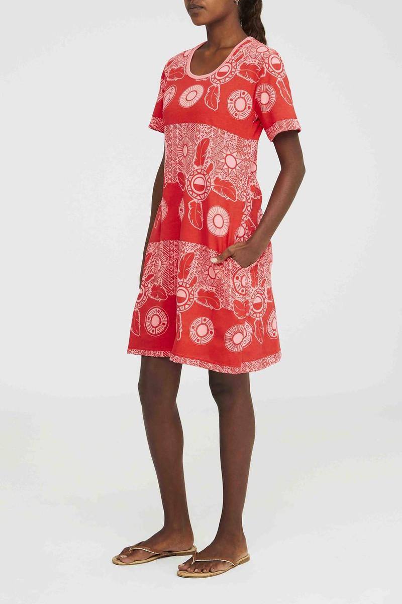 Short Pocket Dress - Pamijini