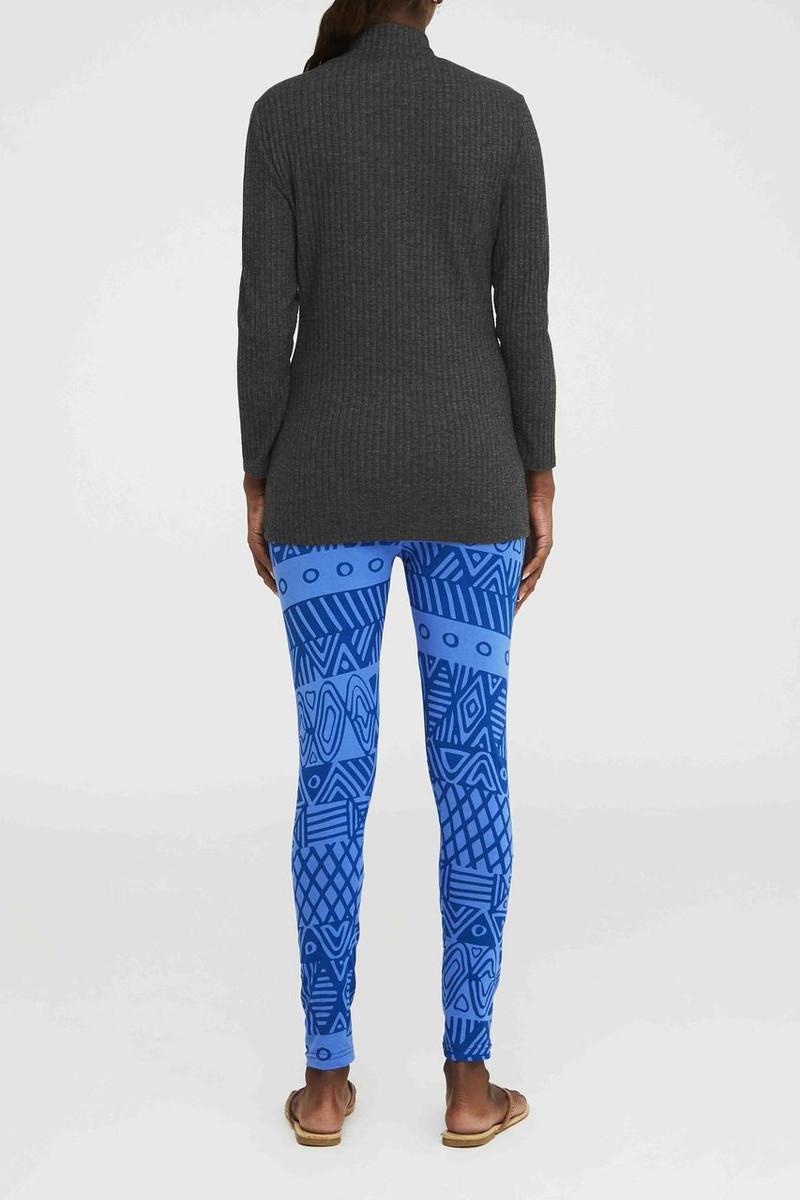 Legging - Turlini Blue