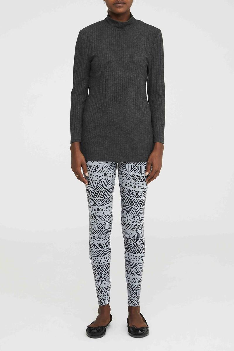 Legging - Irrimaru Grey