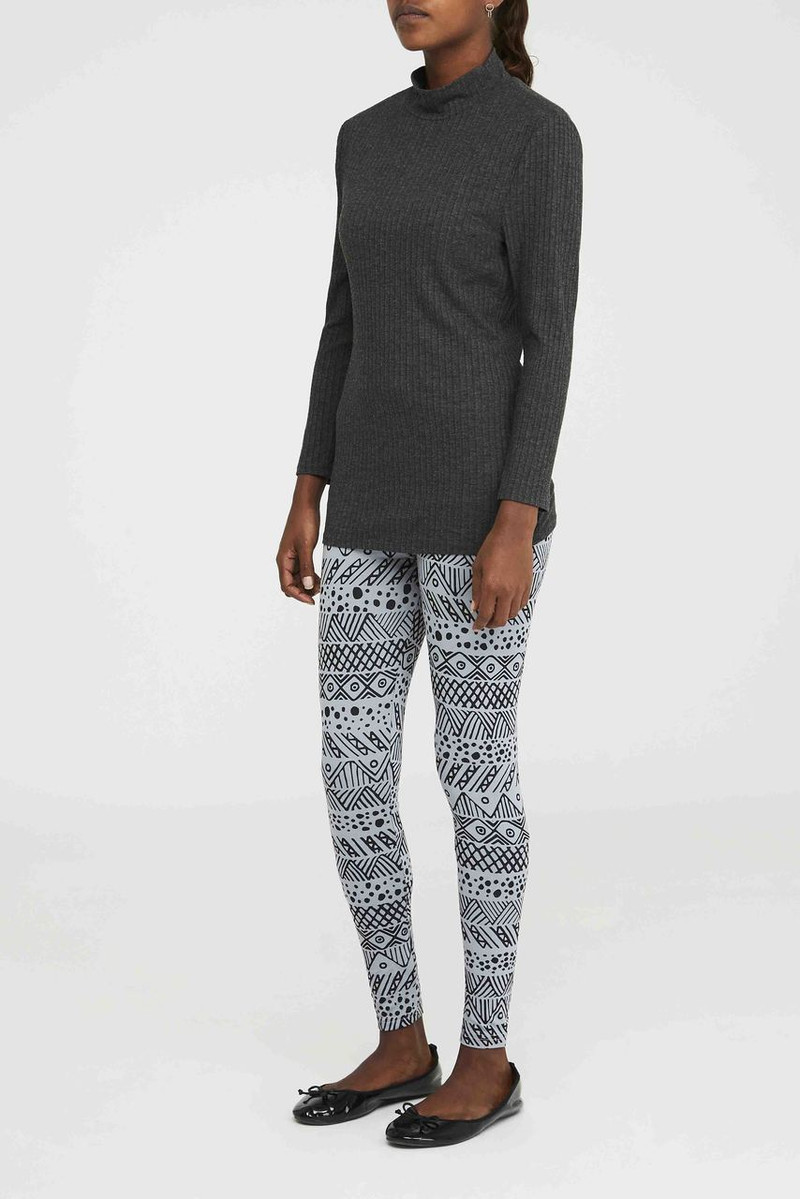 Legging - Irrimaru Grey