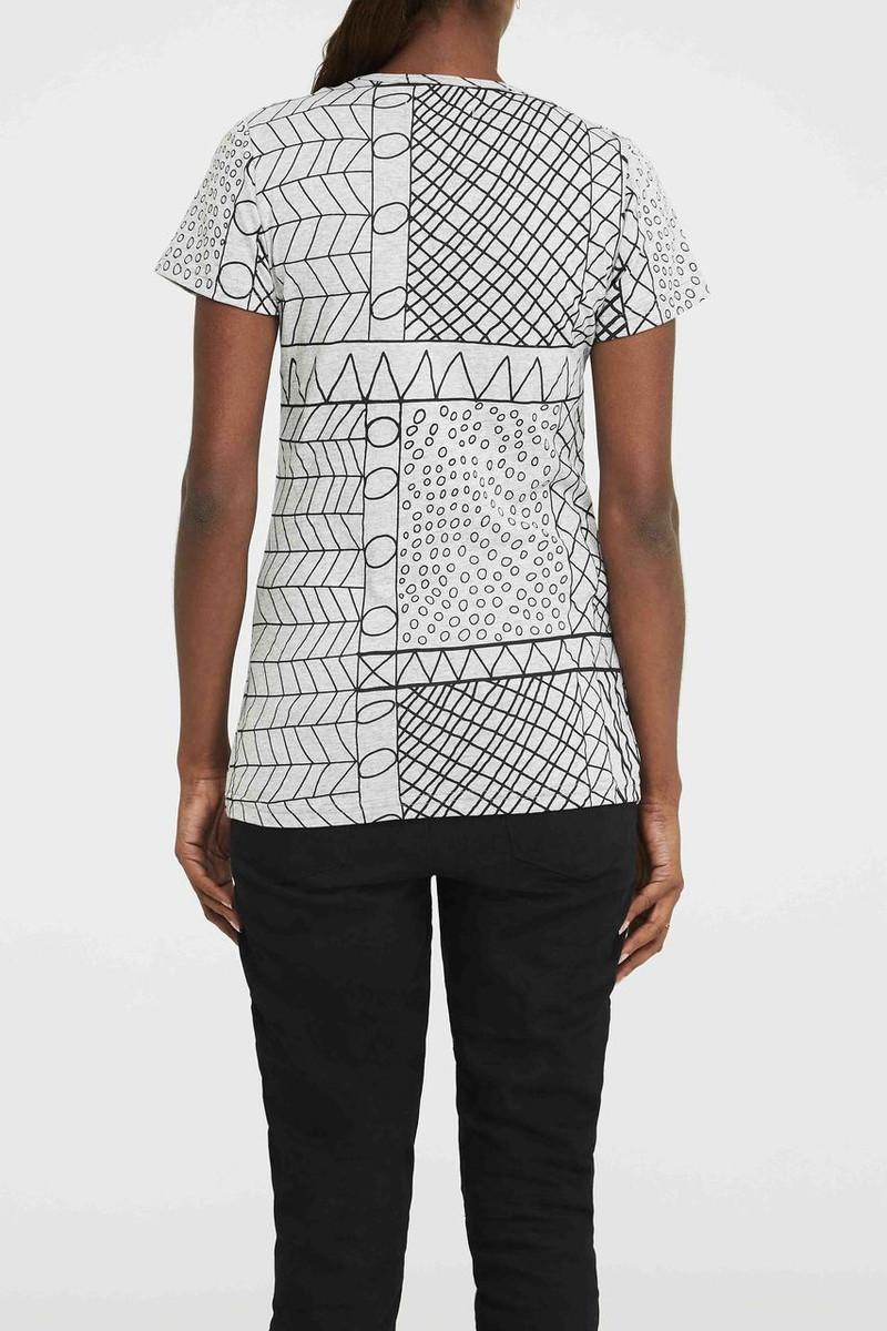 Tshirt - Yirrikipayi Grey