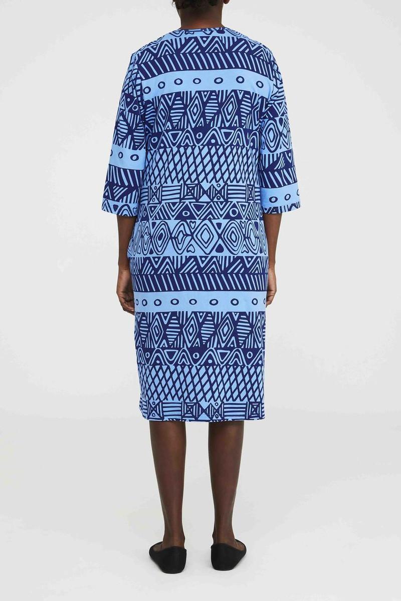 Pocket Dress - Turlini Blue