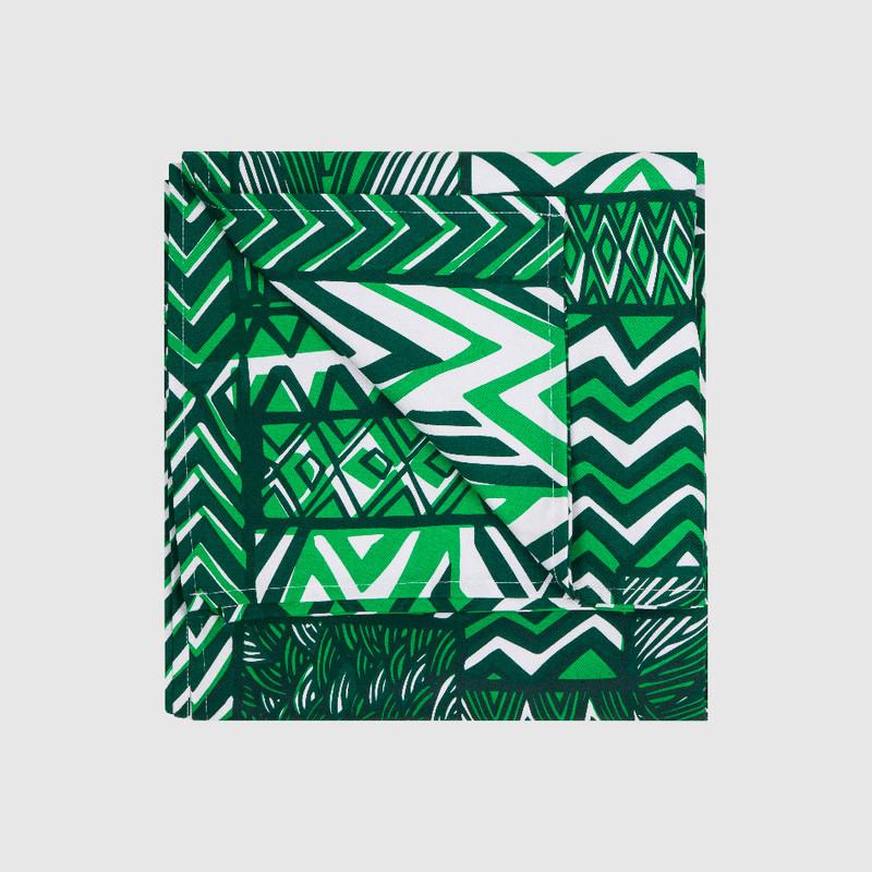 Tablecloth Large Rectangle Turtini Green