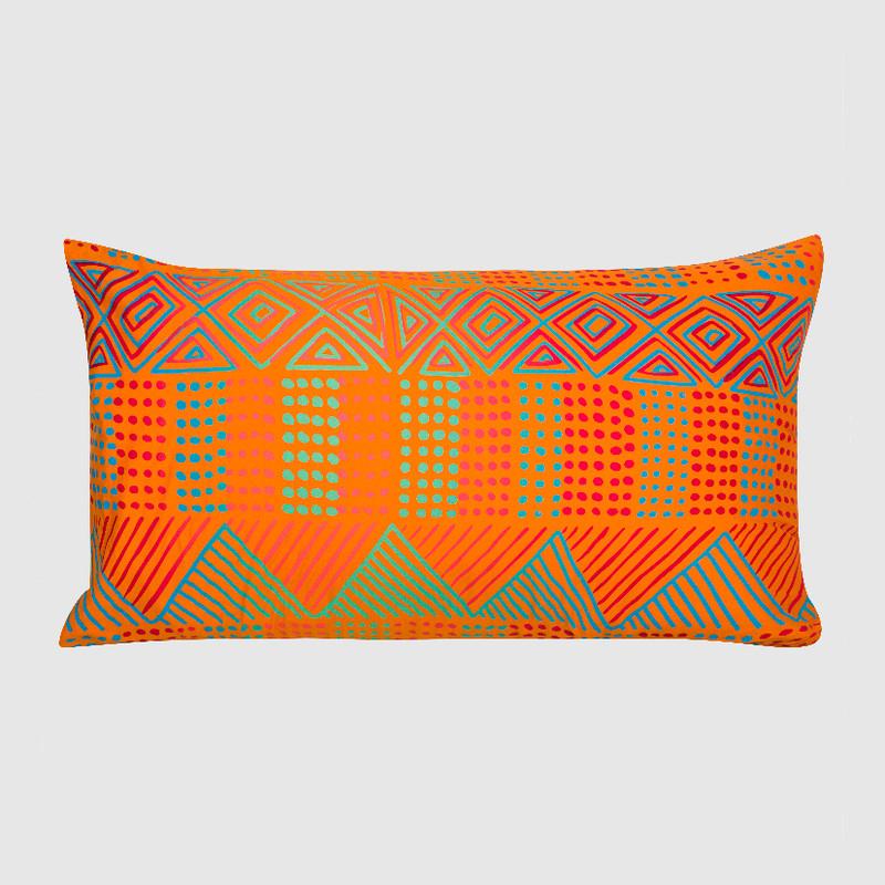 Pillowcase Jilamara Bright Orange