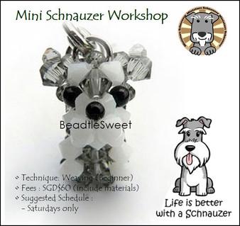 Jewelry Making: Make a Schnauzer Workshop