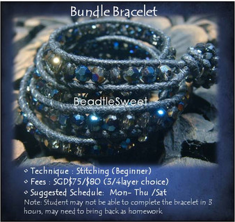 Jewelry Making: Bundle Bracelet Workshop
